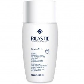 D-CLAR Uniforming and Depigmenting Cream SPF50+