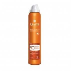 Spray Transparente SPF50+